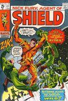 Nick Fury, Agent of SHIELD Vol 1 17