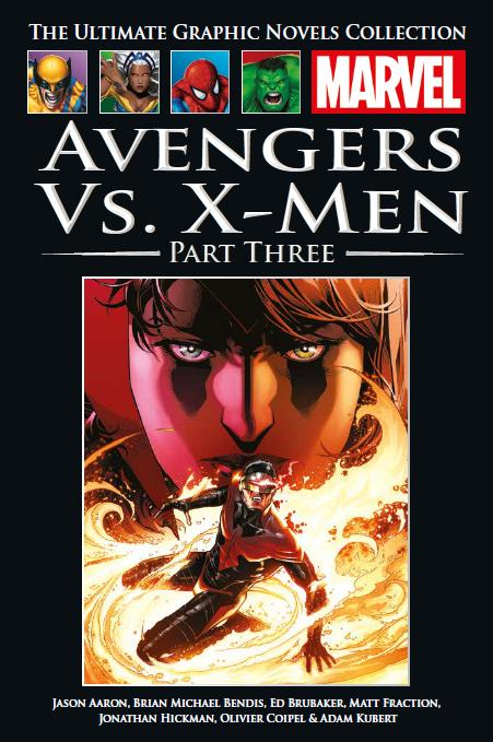 Official Marvel Graphic Novel Collection Vol 1 80