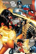 Otto Octavius (Earth-616) and Avengers (Earth-616) from Superior Spider-Man Vol 1 8 001