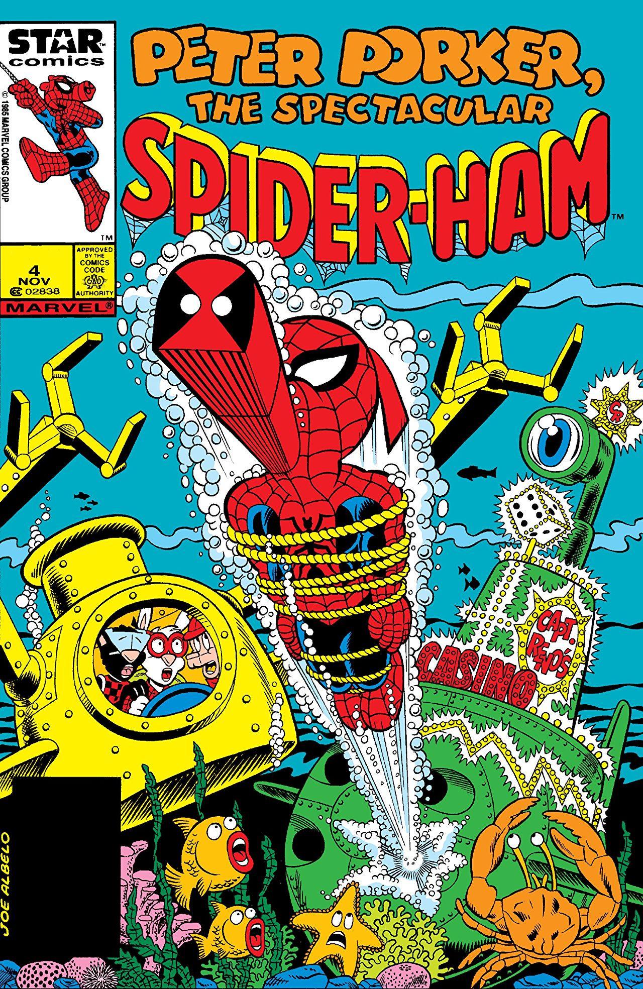 Peter Porker, The Spectacular Spider-Ham Vol 1 4