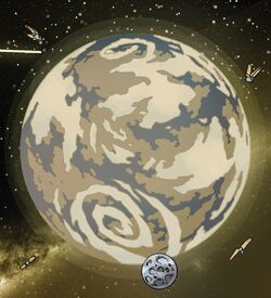 Saiph (Planet) from Infinity Countdown Vol 1 2 001.jpg
