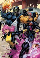 Secret Invasion X-Men Vol 1 2 Textless