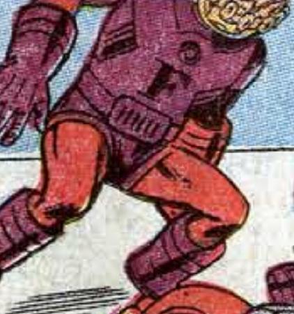 Sentinel F (Earth-616)