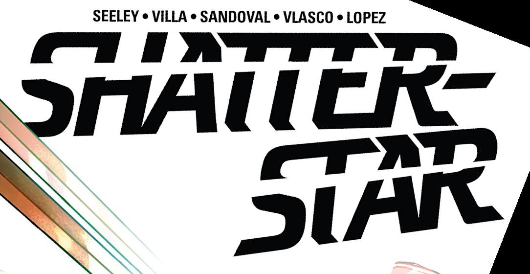 Shatterstar Vol 1