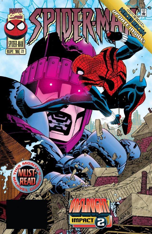 Spider-Man Vol 1 72
