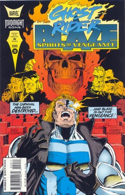 Ghost Rider/Blaze: Spirits of Vengeance Vol 1 20