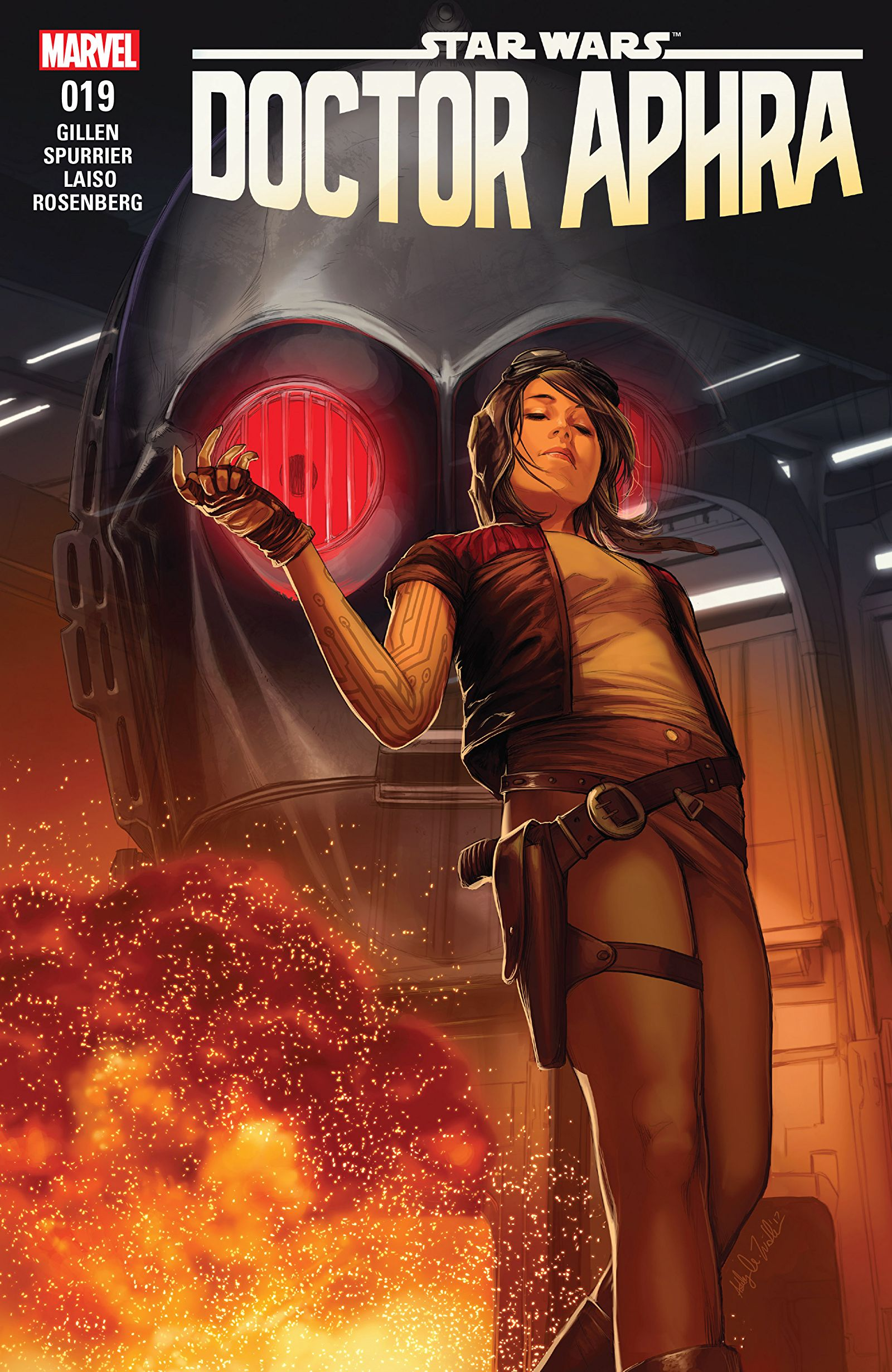 Star Wars: Doctor Aphra Vol 1 19