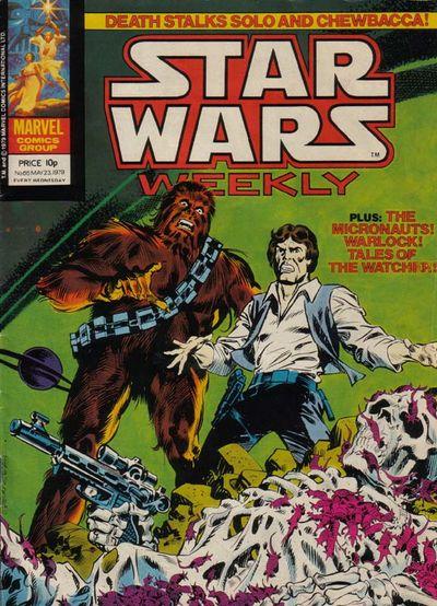 Star Wars Weekly (UK) Vol 1 65