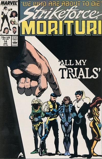 Strikeforce Morituri Vol 1 14