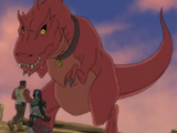 Devil Dinosaur (Earth-12041)