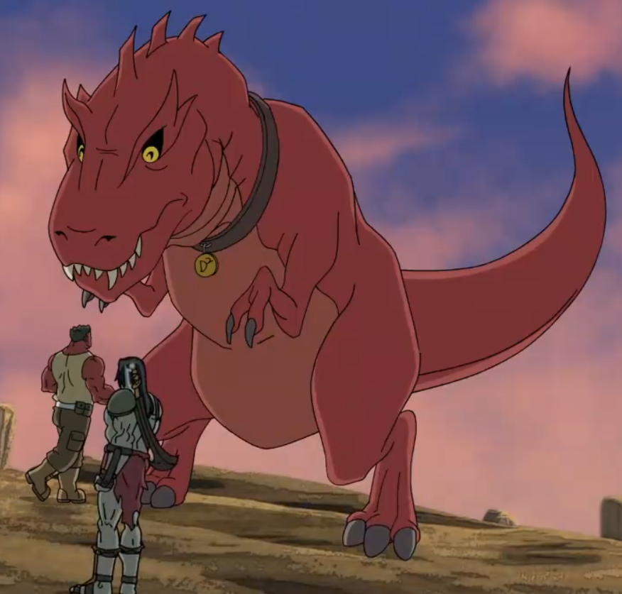 Devil Dinosaur (Earth-12041)