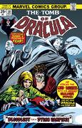 Tomb of Dracula Vol 1 38