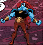 Tryco Slatterus (Earth-8096) from Avengers Earth's Mightiest Heroes Vol 3 3 001.png