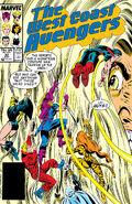 West Coast Avengers Vol 2 32