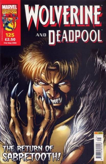 Wolverine and Deadpool Vol 1 125