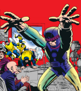 X-Men (Earth-616) from X-Men Vol 1 14 cover