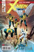 X-Men Blue Vol 1 19