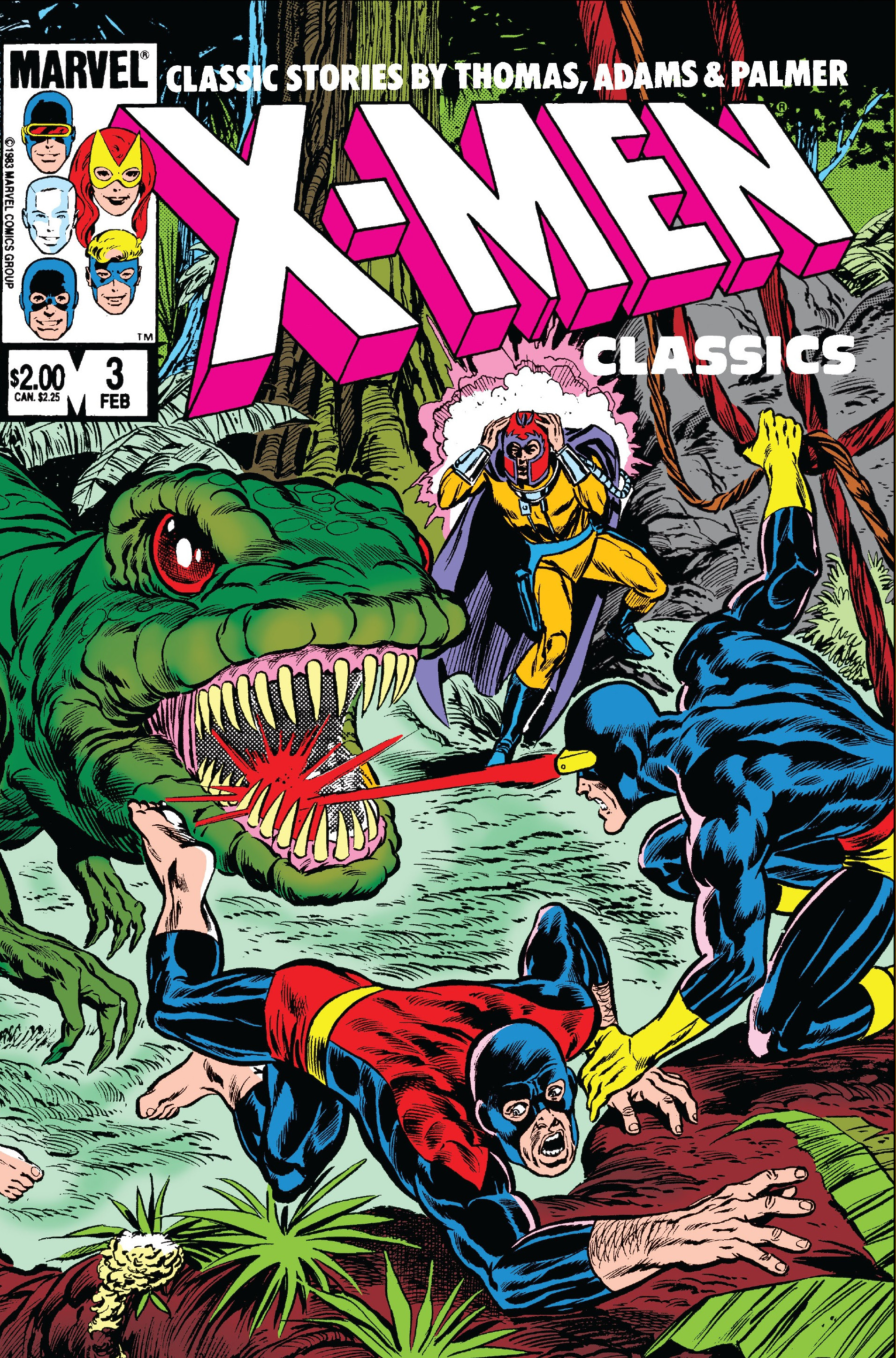 X-Men Classics Vol 1 3