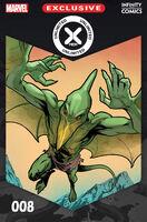 X-Men Unlimited Infinity Comic Vol 1 8