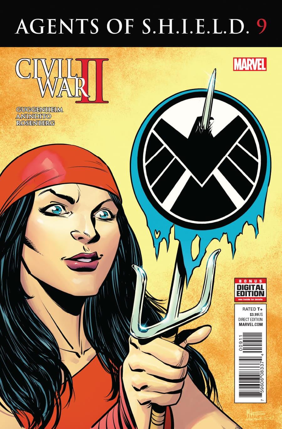 Agents of S.H.I.E.L.D. Vol 1 9