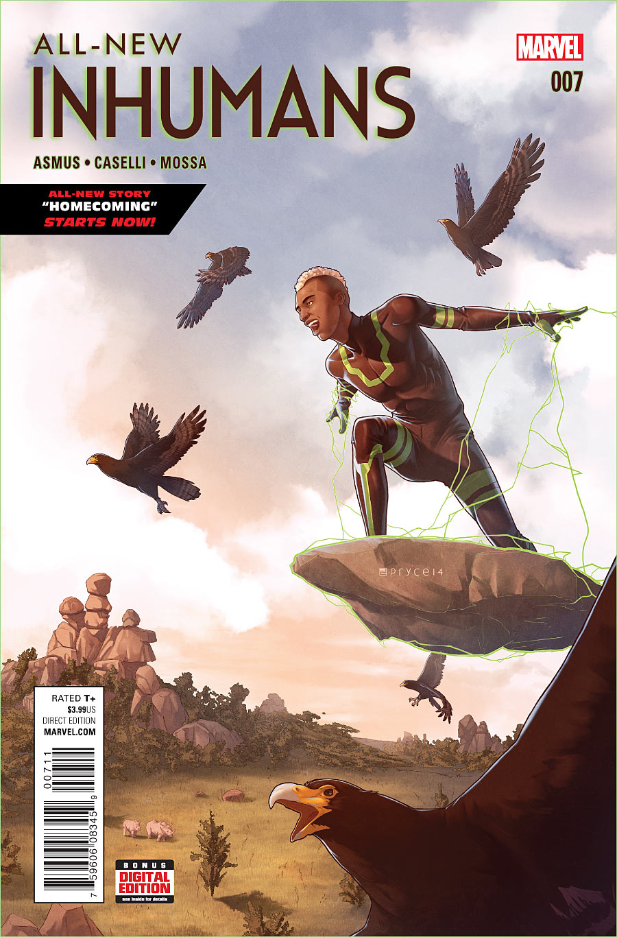 All-New Inhumans Vol 1 7