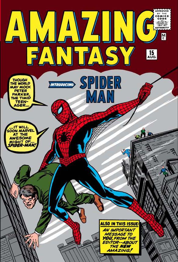Amazing Spider-Man Omnibus Vol 1