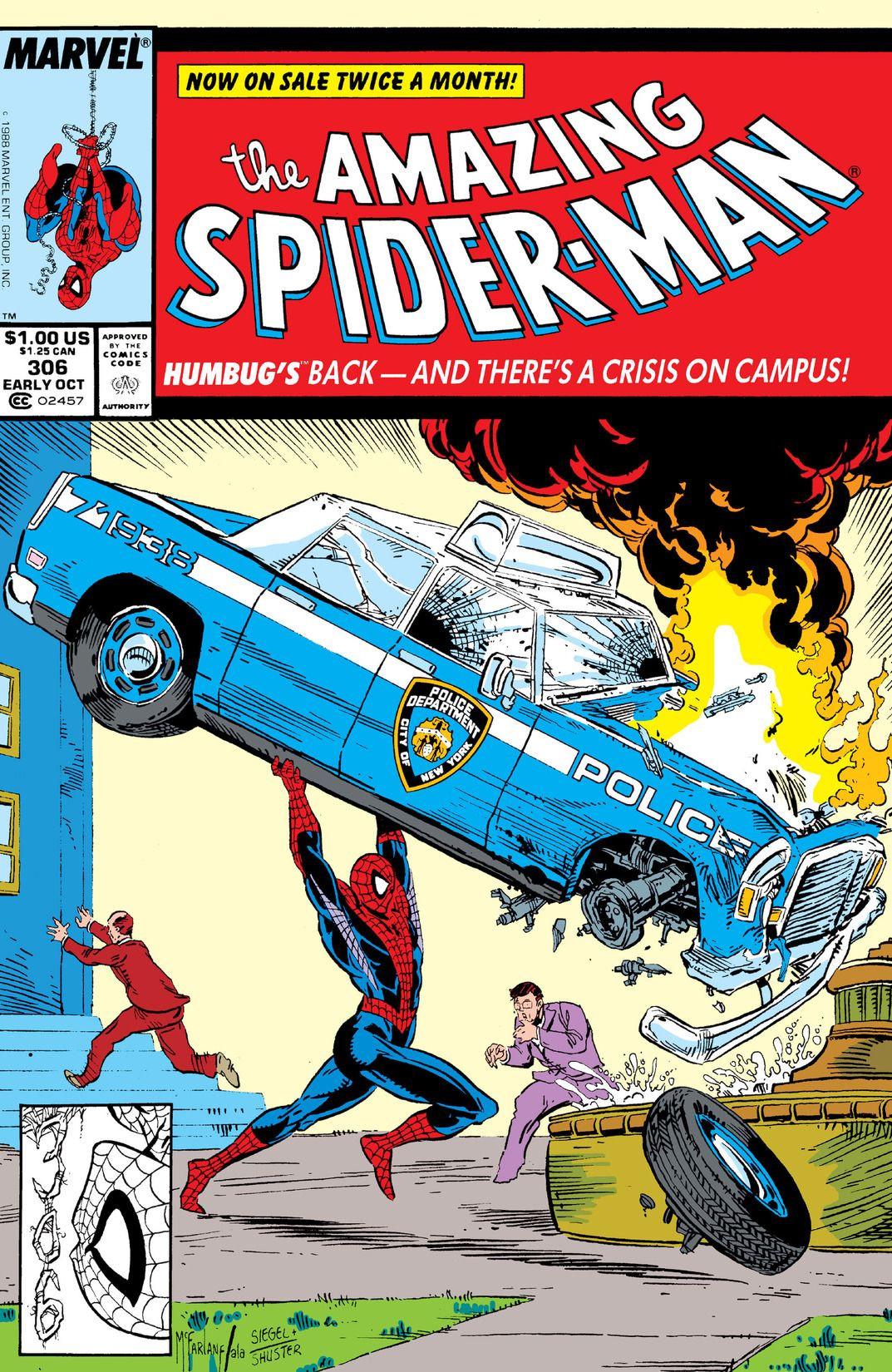 Amazing Spider-Man Vol 1 306