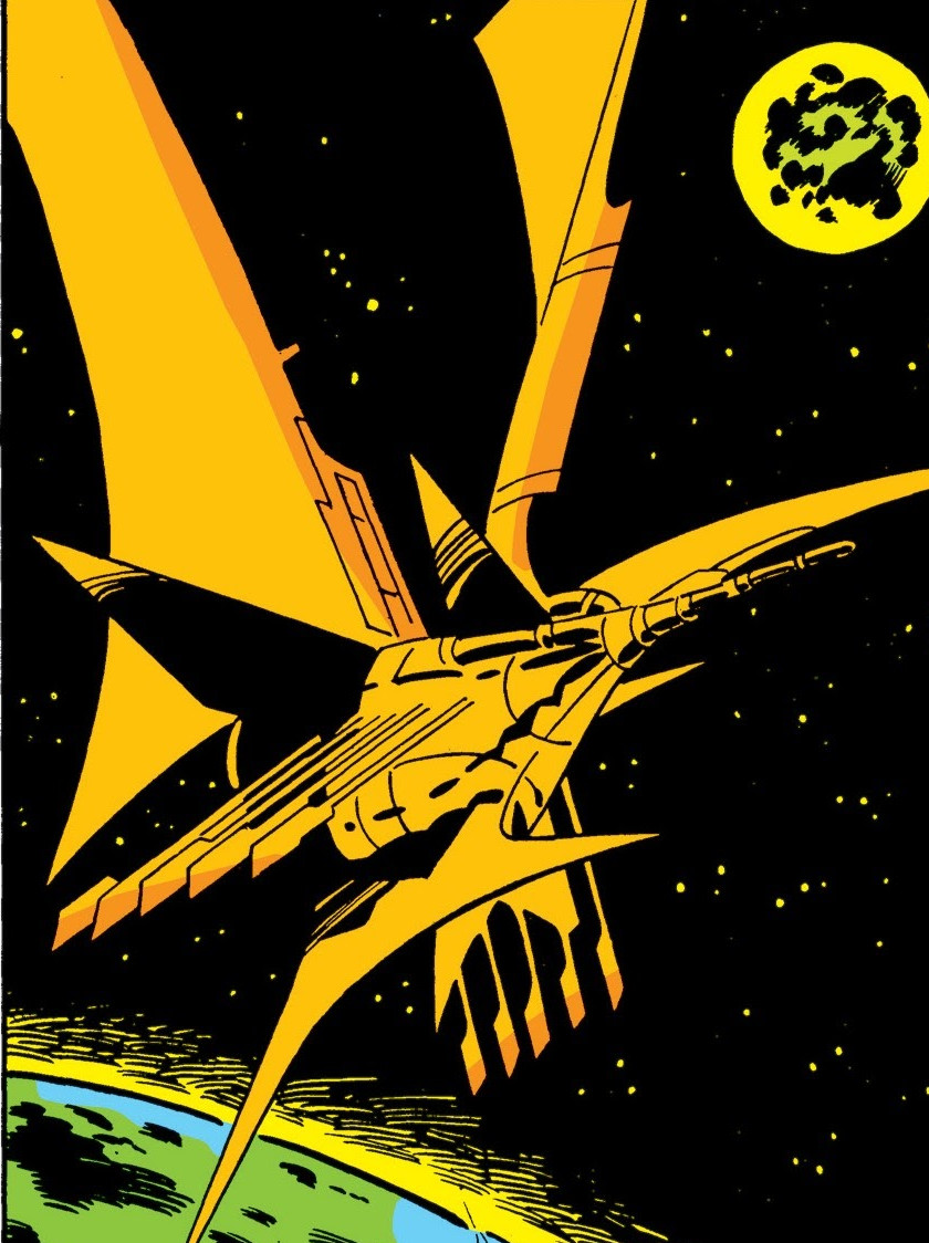 Andromeda (Starship)/Gallery