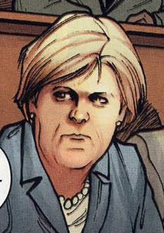 Angela Merkel (Earth-616)