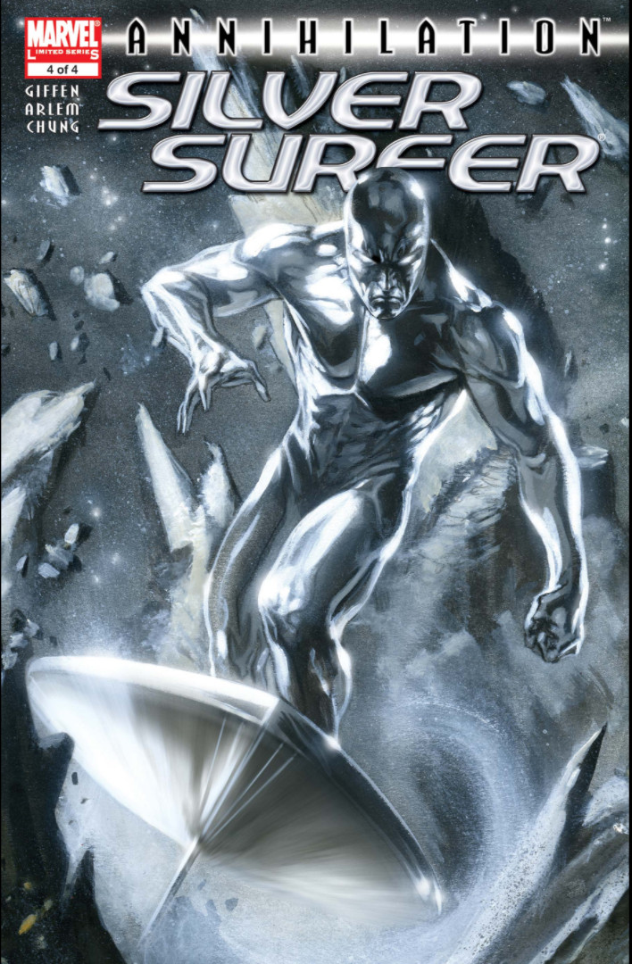 Annihilation: Silver Surfer Vol 1 4