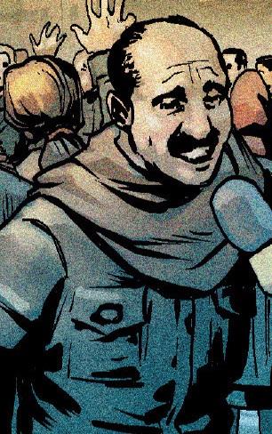 Ansor Kryzemen (Earth-616)