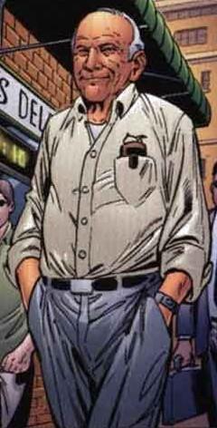 Anthony Savas (Earth-616)