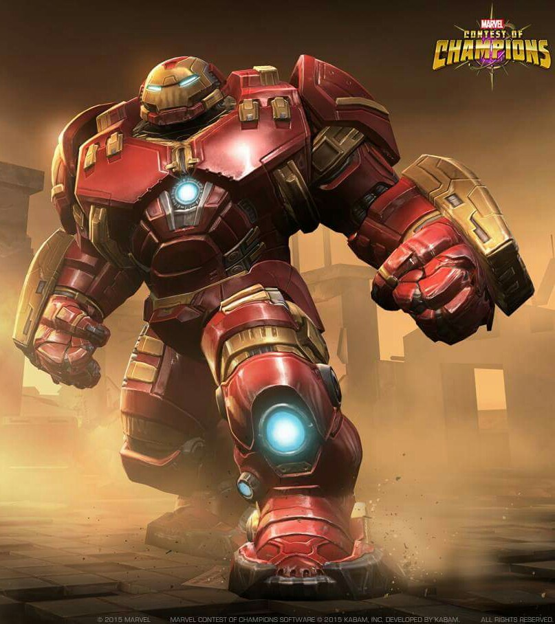 Anthony Stark (Hulkbuster) (Earth-TRN517)