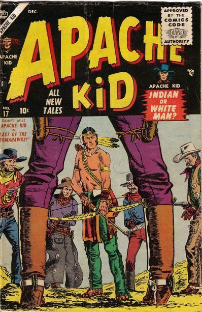 Apache Kid Vol 1 17