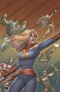 Avengers Assemble Vol 2 17 Conner Variant Textless