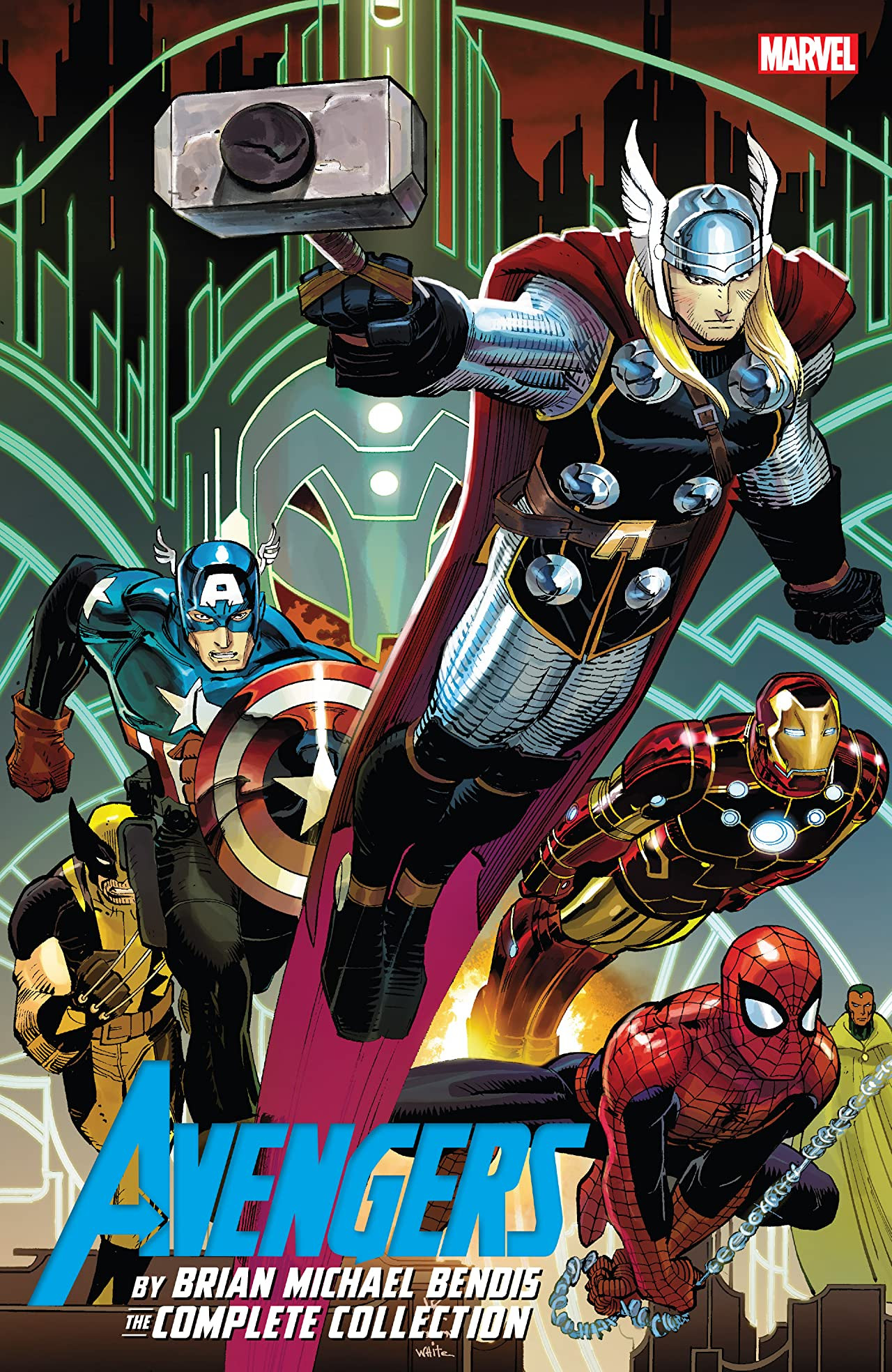 Avengers by Brian Michael Bendis: The Complete Collection Vol 1 1