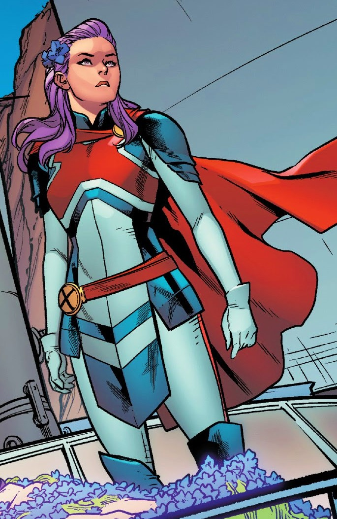 Captain Britain's Uniform