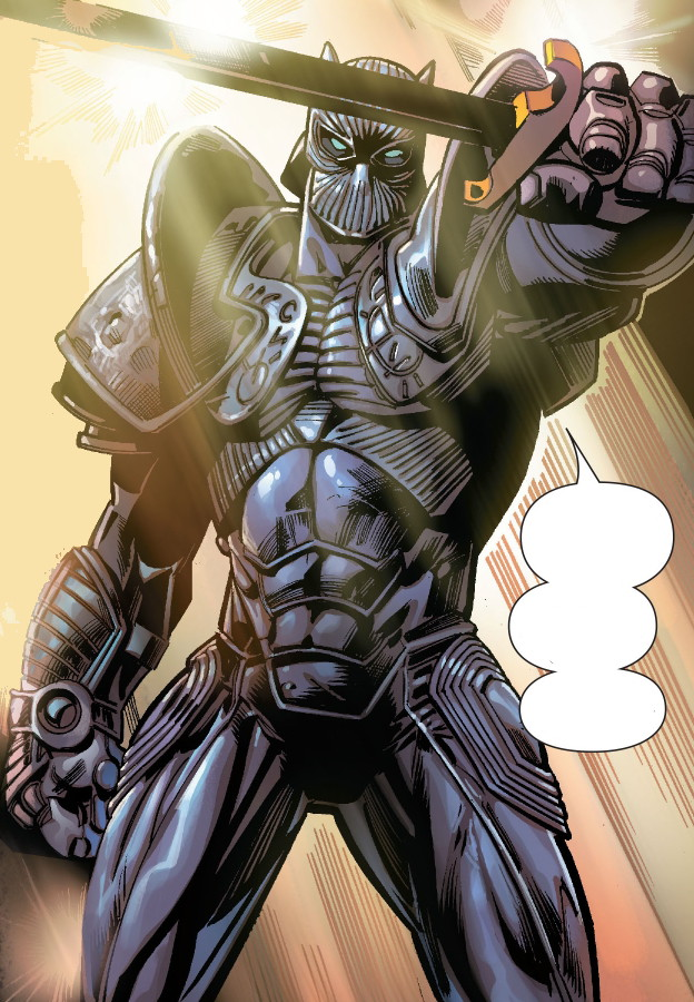 Black Panther's Armor