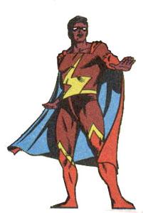 Captain Forsa (Earth-616)