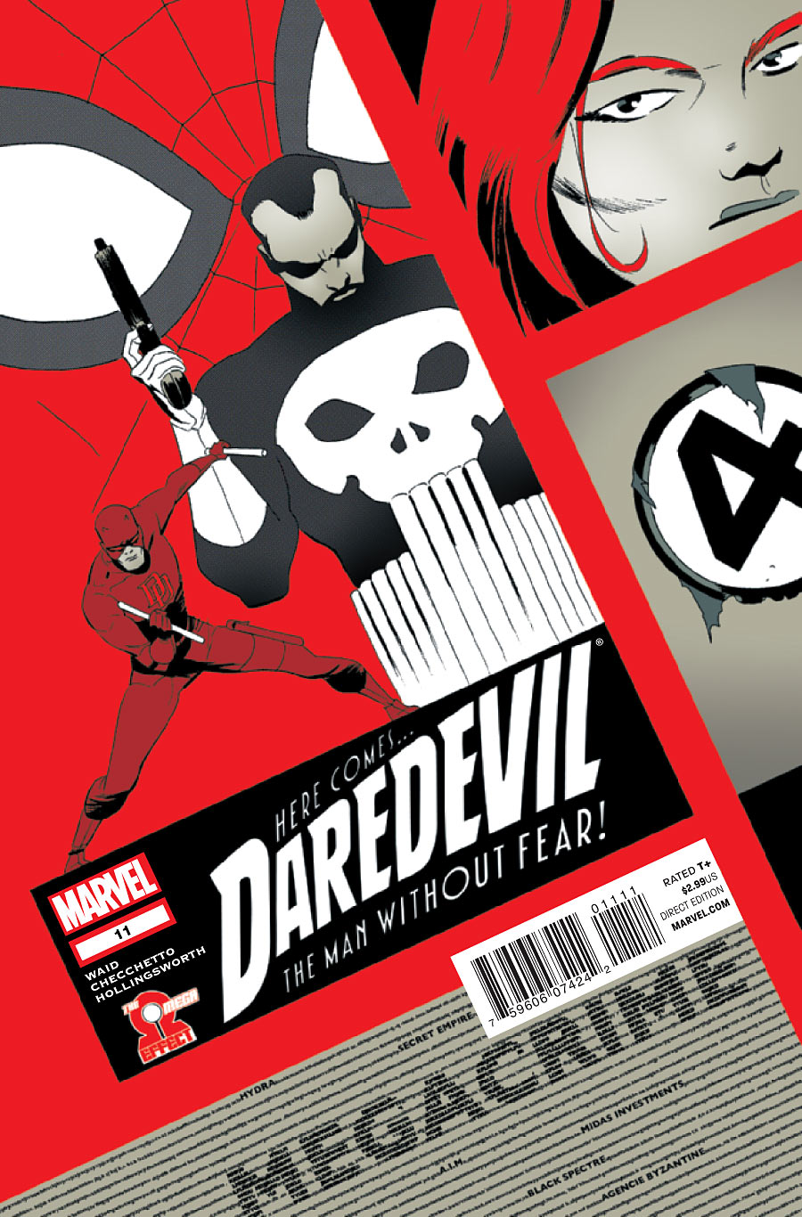Daredevil Vol 3 11