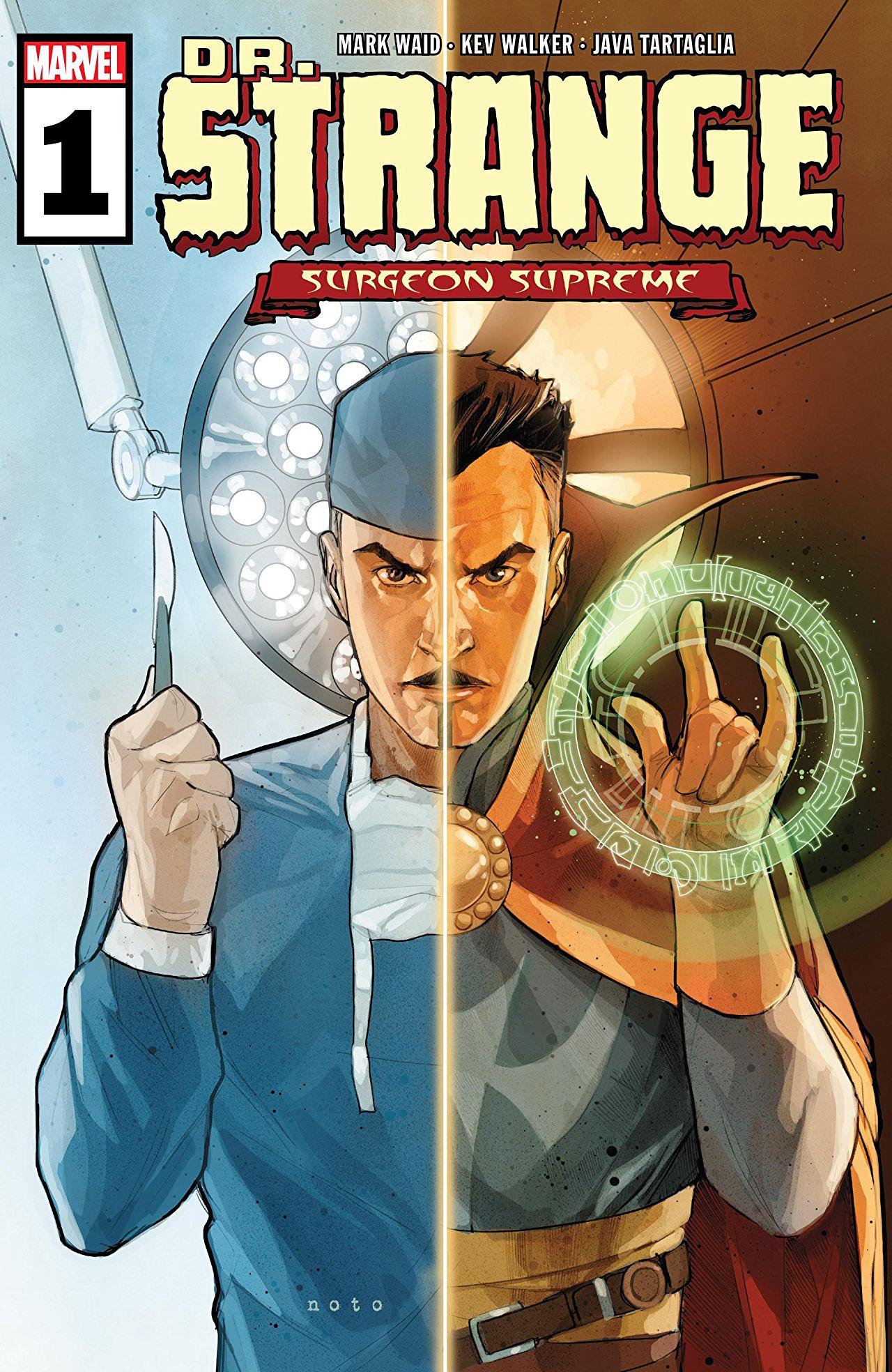 Dr. Strange Vol 1 1