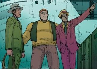 Enforcers (Earth-22191)