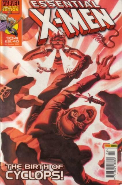 Essential X-Men Vol 1 104