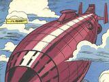 Flying Fortress (Doctor Doom)