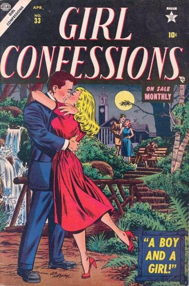 Girl Confessions Vol 1 33