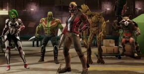 Guardians of the Galaxy (Earth-TRN670)