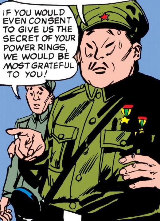 Ho Lee (Earth-616)