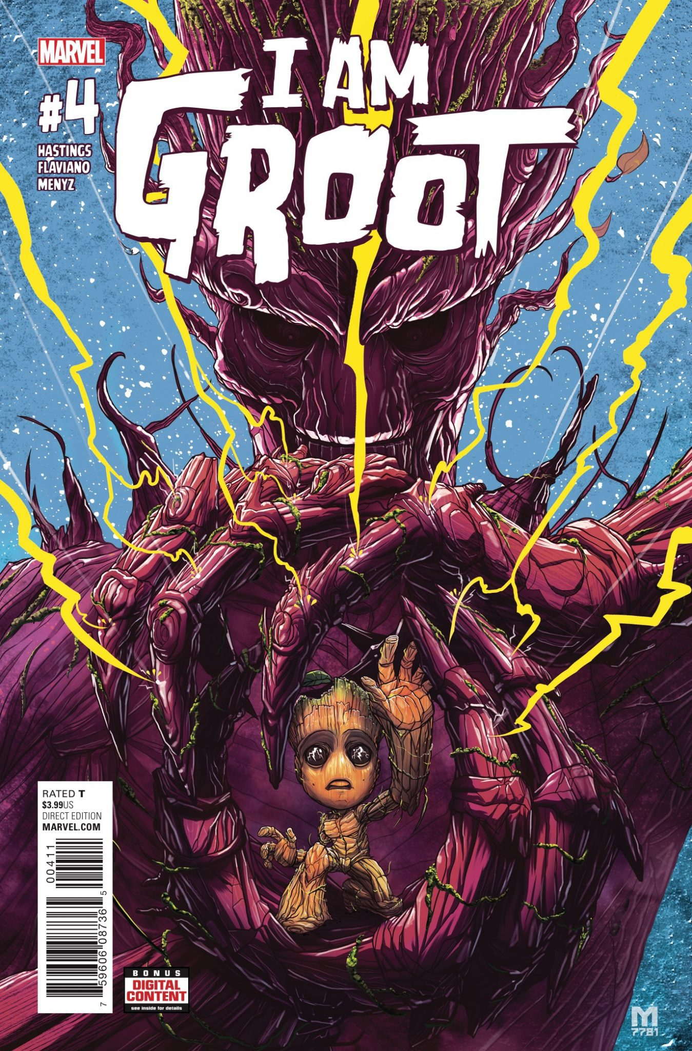 I Am Groot Vol 1 4