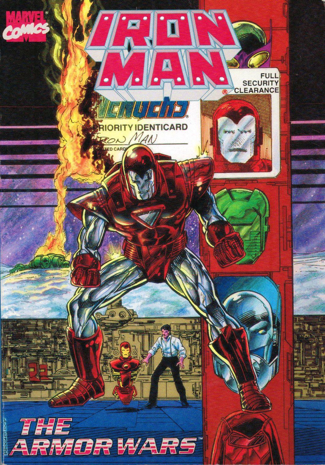 Iron Man The Armor Wars TPB Vol 1 1.JPG