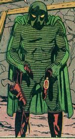Jim Evans (Earth-616)
